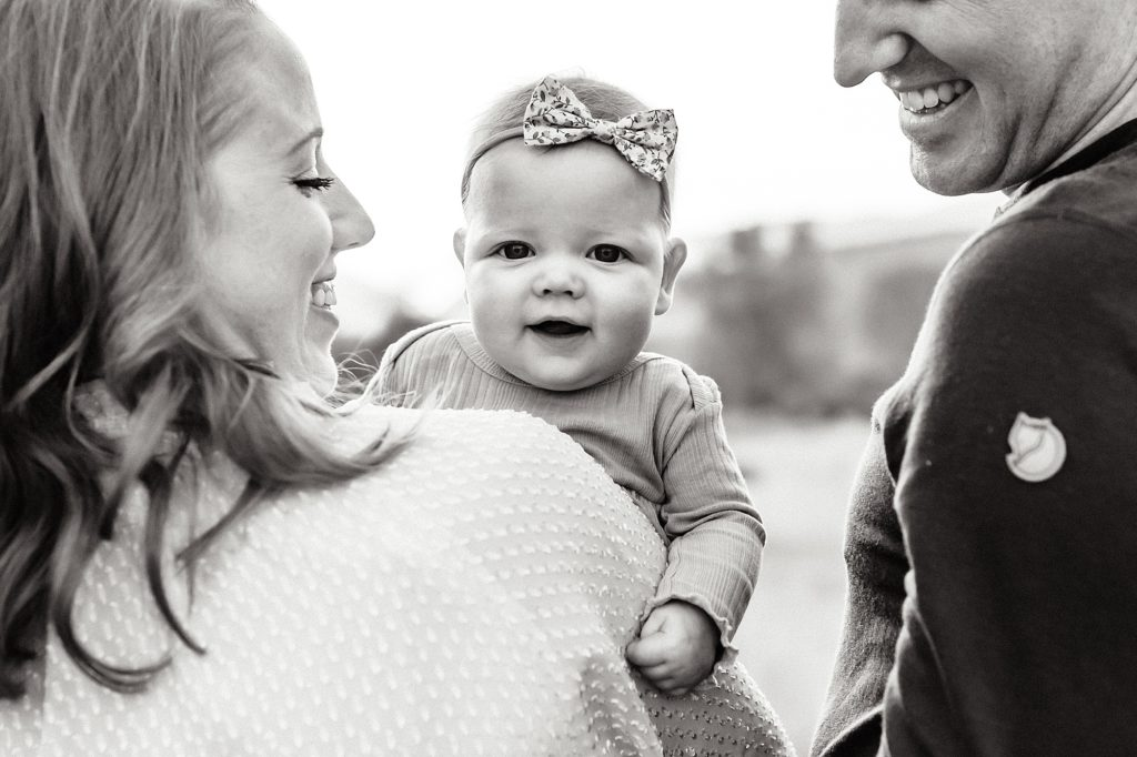 Fall Family Photos in Boulder
