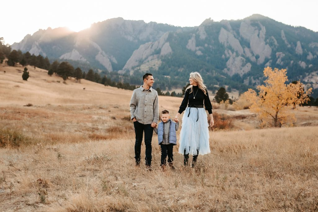 Denver Foothill Family Photos