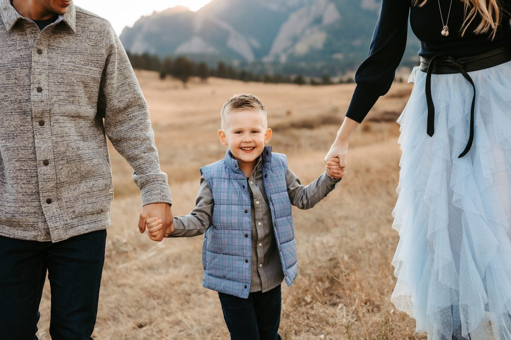 Boulder Foothills Family Photos