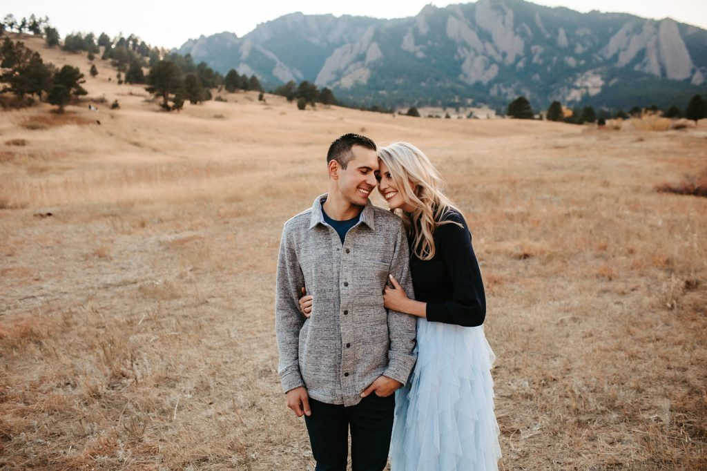 Boulder Flatirons Family Photos