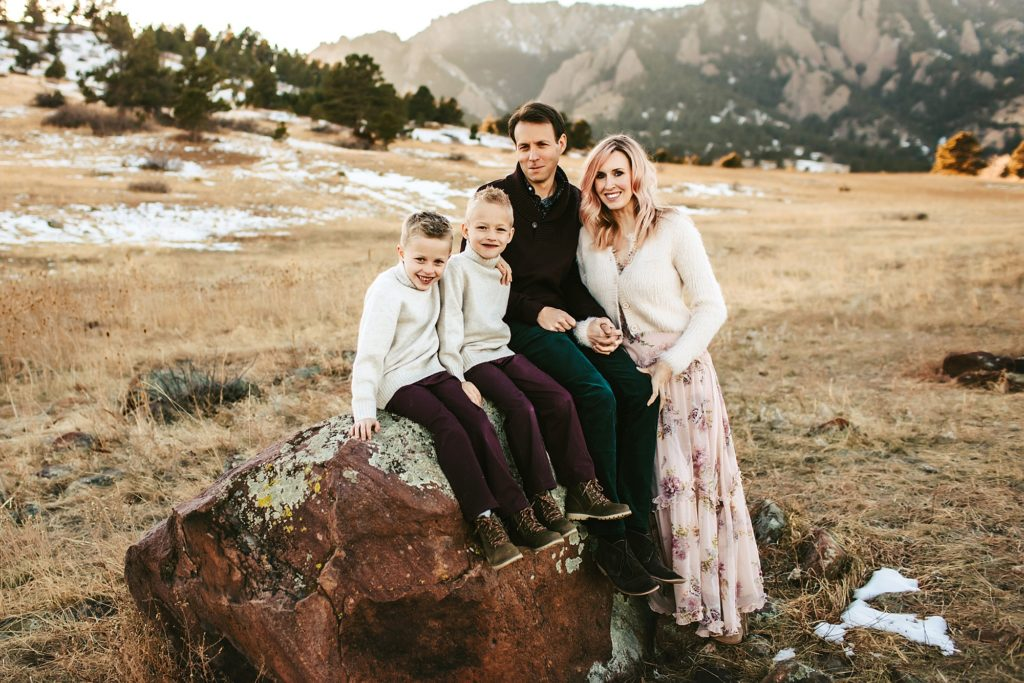family photographers in boulder