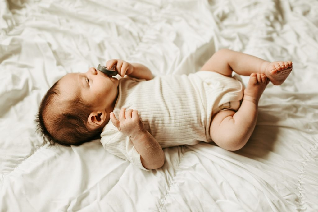 In-home newborn photography in denver, co